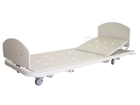 Ultra Low Series Hospital Bed