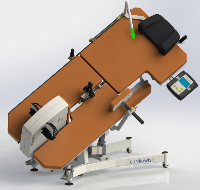 Echo Multifunction Cardiology Table: