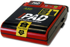 I-Pad Defibrillator - Emech Medical Supplies