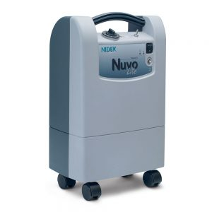 Nidek Nuvo Lite Oxygen Concentrator